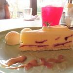 プリムローズ - チーズケーキ