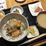 Kihachi - 網走ザンギ丼