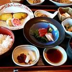 Sagami - 自家製西京漬け御膳