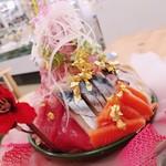 みなと市場 小松鮪専門店 - ◆「山鉾丼」縁起物・名物の「山鉾丼」は絶対外せない一品です!