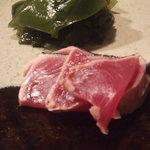 寿司処 黒杉 - 気仙沼産 鰹のたたき