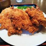 釜半 - 若鶏の唐揚げ
