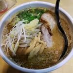 麺屋 海猫 - 札幌みそ 780円