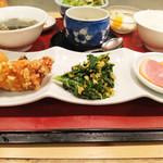 99521621 - 蒸し物・揚げ物・前菜