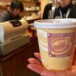 カフェ・テッラ - ホットコーヒー 450円