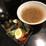 99523122 - 冷麺 (ハーフ)