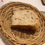 カンティーヌ アリ・バブ - ミニランチセット パン
