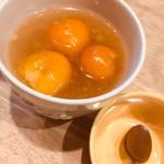 カフェトリミングサロン ペトコ - 料理写真:キンカンキンカン♪