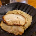 つけ麺 井手 - チャ―シューつけ