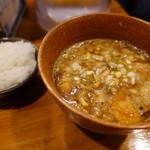つけ麺 井手 - カレーつけ麺の