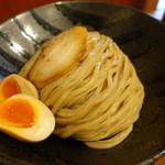 つけ麺 井手 - チャーシュー&味玉つけ