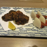 和心蕎花 - 「前菜2種盛り合わせ」