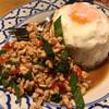 ナムチャイ - 料理写真:ナムチャイ所沢(ガパオご飯)