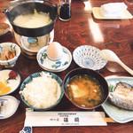 磯崎旅館 - 料理写真: