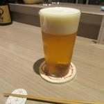 和心蕎花 - 生ビール