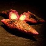 イタリアンレストラン ピーノ - ゴルゴンゾーラを詰めた焼き芋