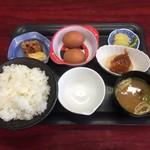 我が家の卵 - お料理