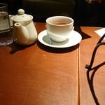 99529909 - アールグレーの紅茶