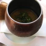 麻布淺井 - 蟹茶碗蒸し