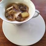 麻布淺井 - すっぽんスープ