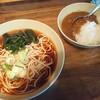 山長そば - 料理写真: