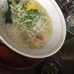 ラーメン べっぷんち - 料理写真: