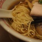六九麺 - 麺アップ