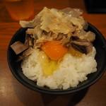 六九麺 - +100円でチャーシュー