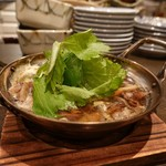 99538850 - 牛肉とごぼうの鍋