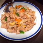 蜀味苑 - 豚肉のカシューナッツ炒め