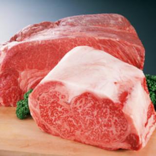 切りたて新鮮の上質な肉!