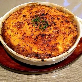 レストランあんどう - 料理写真:牡蠣グラタン