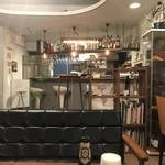 カッフェバ - 店内