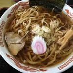麺'ズ 冨士山 - 料理写真:醤油ラーメン(太麺 大)