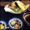 大久そば - 料理写真:天婦羅定食の天婦羅