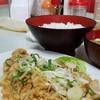 三勝屋 - 料理写真:一番人気メニューらしい❤️パーコー定食 930円
