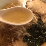 大連 - らーめんスープ