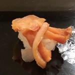 鮨 そえ島 - 赤貝