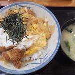 どん八食堂 - 料理写真:(2018年12月)