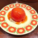 99547793 - このトマトのサラダがサッパリで美味しい!
