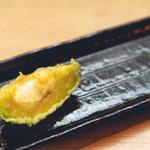 野菜酒場 天ぷら白金 - アボカドチーズ