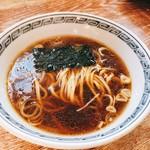 一麟 - 麺中盛り 別皿