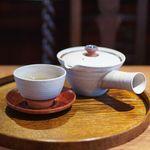 胡桃堂喫茶店 - 国分寺茶(煎茶)