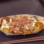 たこ一番 - 料理写真:「たこマヨ」(610円+税)。