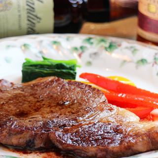 愛知県が誇る最高級『三河牛のステーキ』※要予約