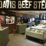 DAVIS BEEF STEAK - 外観