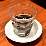 ベトナムちゃん - ベトナムコーヒー(ホット│コンデンスミルク無し)