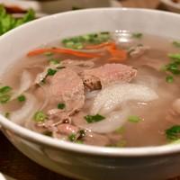 ベトナムちゃん-【牛肉しゃぶしゃぶフォーセット@税込1,000円】牛肉のフォー:ちょっと寄ってみました。