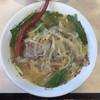 ラーメン屋台 - 料理写真:台湾ラーメン 焼豚入り(中) 710円