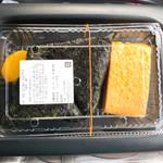 99555167 - 玉子焼入 おむすび(昆布、鮭)税込340円☆
